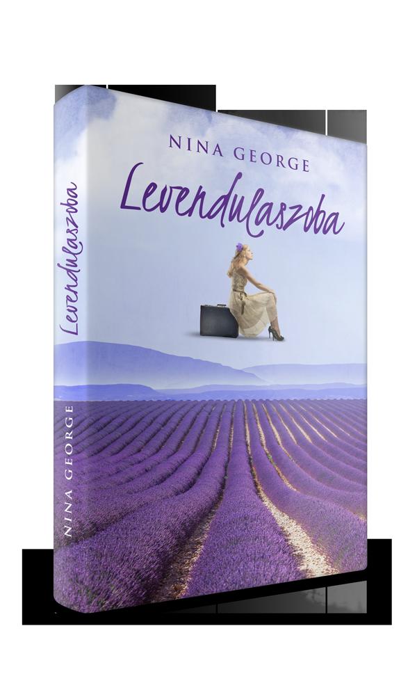 Levendulaszoba-book